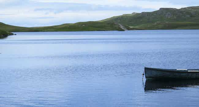 Loch Righ Mor