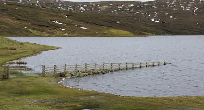 Loch of Brindister