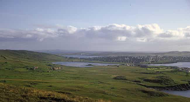 Trebister Loch