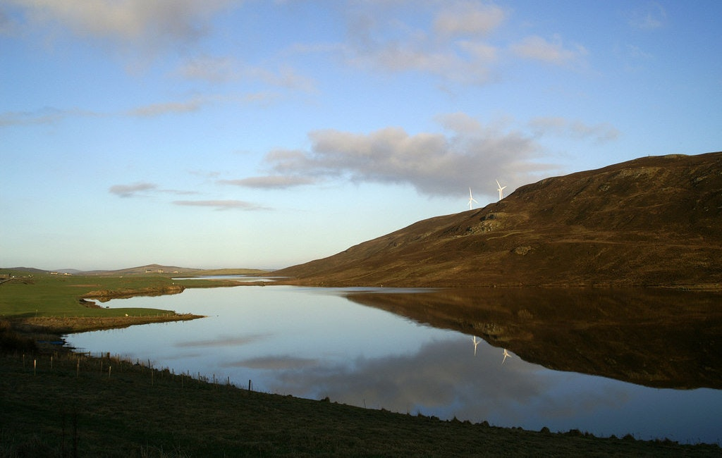 Loch of Asta