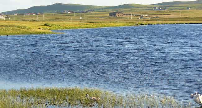 Loch of Strand