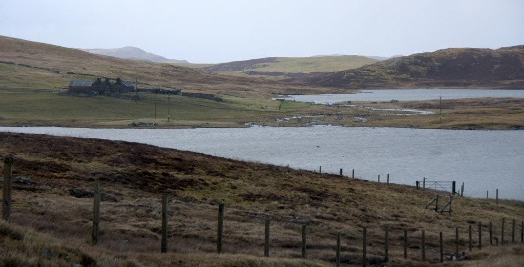 Upper Loch of Brouster