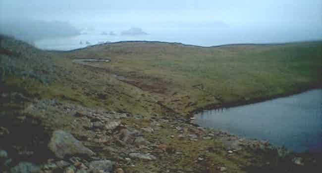 Hevdadale Water