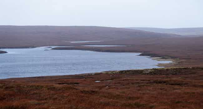 Lochs of Lumbister
