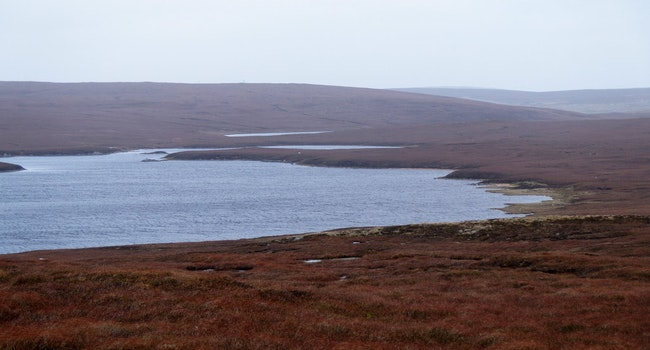 Lochs of Lumbister