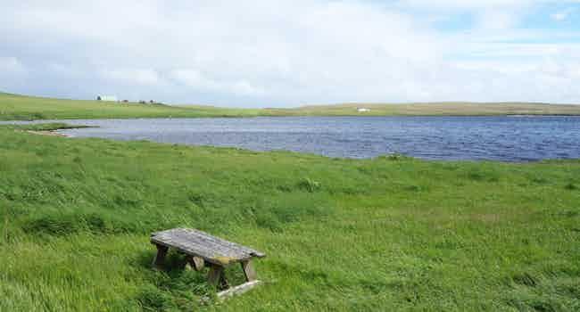 Loch of Vatsetter