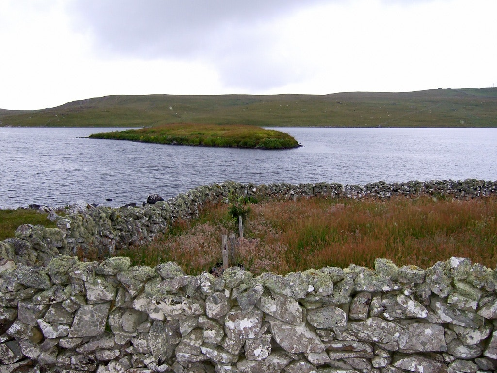 Loch of Grunnavoe