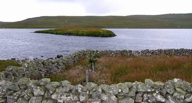 Loch of Grunnavoe