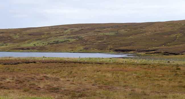 Loch of Gruting