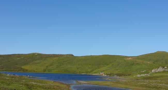 Loch of Lunnister