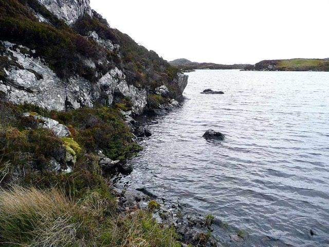 Loch na hi-Uidhe Doimhne