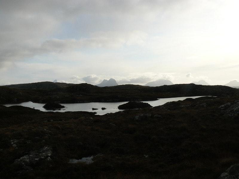 Loch Poll an Droighinn