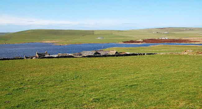 Loch of Hundland