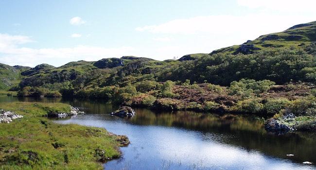 Loch a Choin (The Dog Loch)