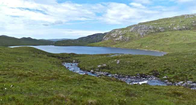 Loch a Ghlinnen
