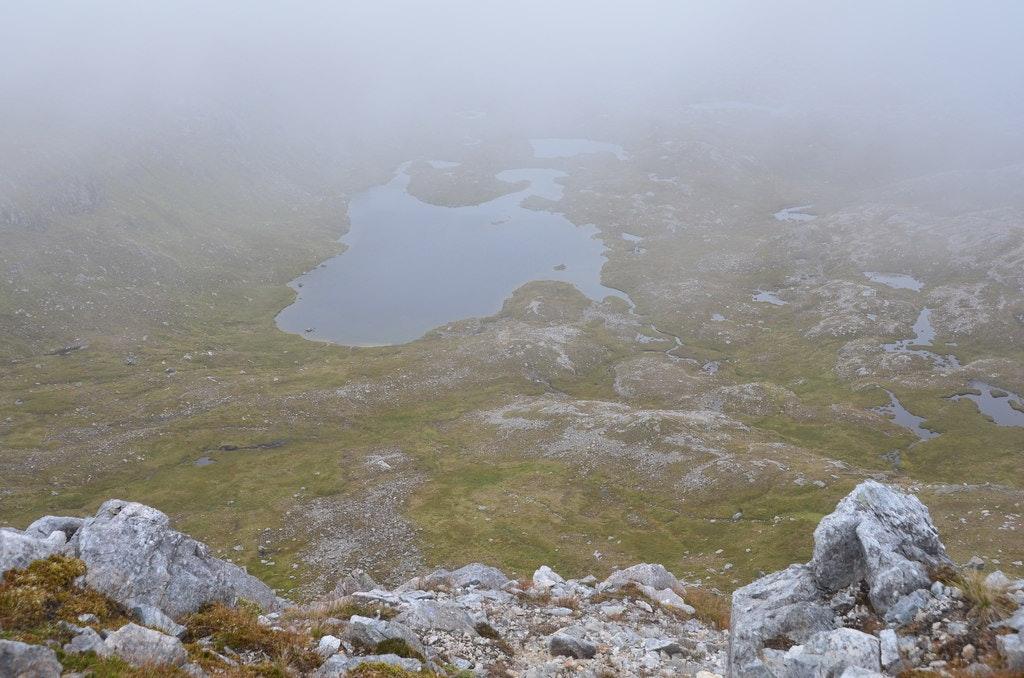 Lochan a Choire Ghuirm (Green Corrie Lochs)