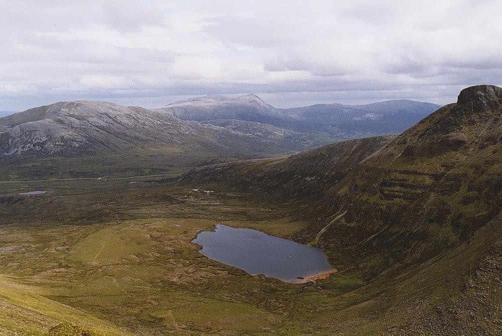 Lochan Bealach Cornaidh