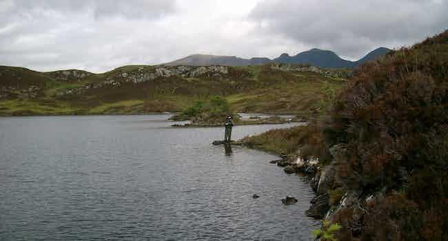 Loch an Ruighein