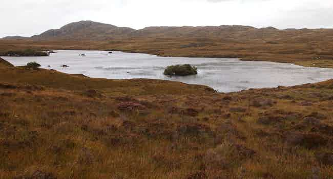 Loch Bad an Sluic