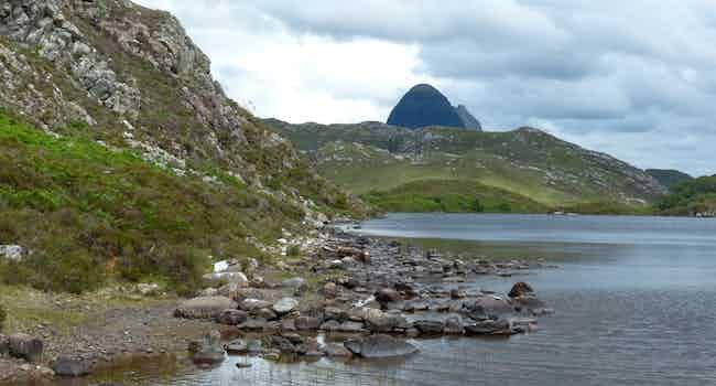 Loch Bad na Murichinn