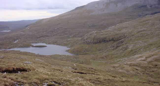 Loch Bealach a Mhadaidh