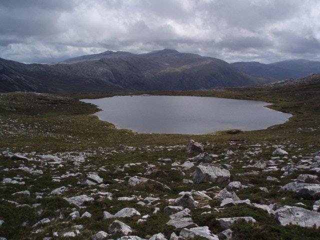 Loch Bealach na h-Uidhe