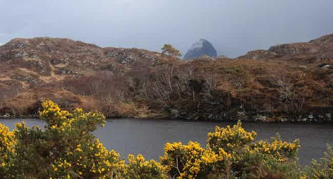 Loch Culag The School Loch