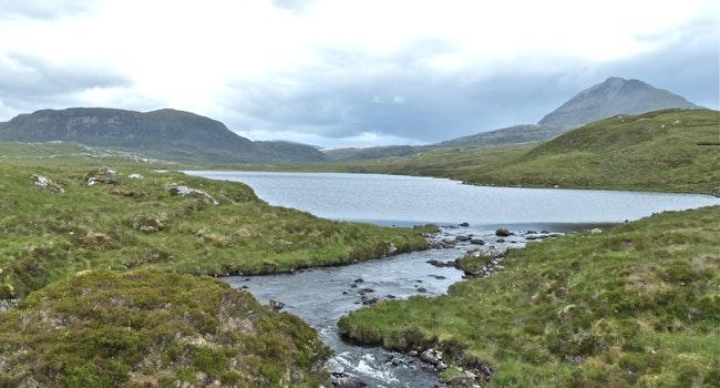 Loch Feith an Leothaid