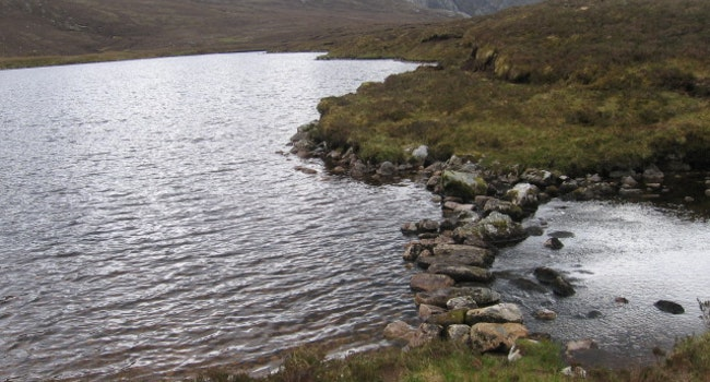 Loch Fleodach Coire