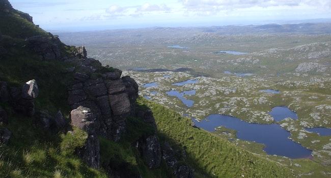 Loch na Barrack