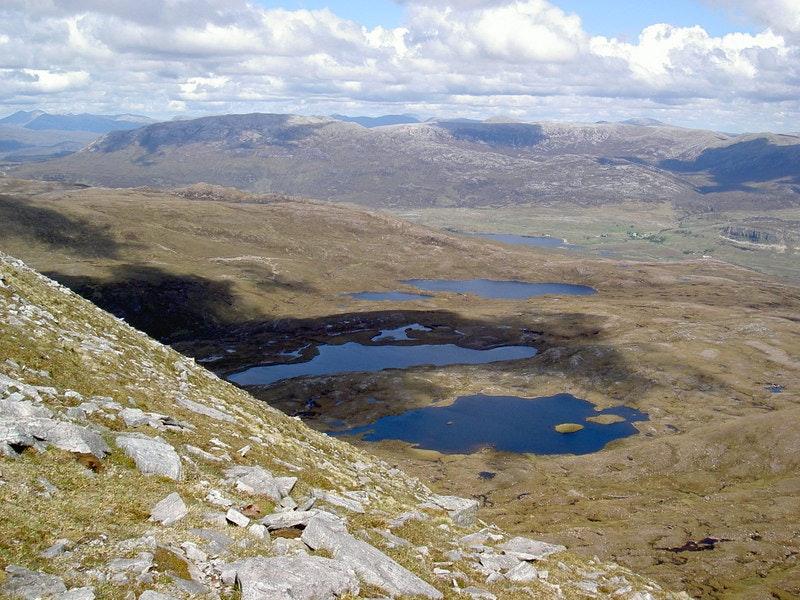 Loch na Faoileige (The Gull Loch)