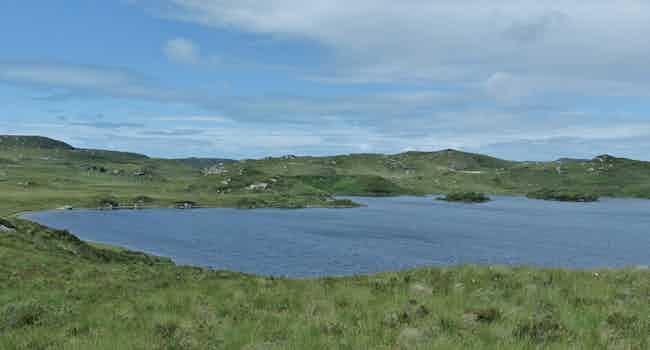 Loch Uidh na Geadaig