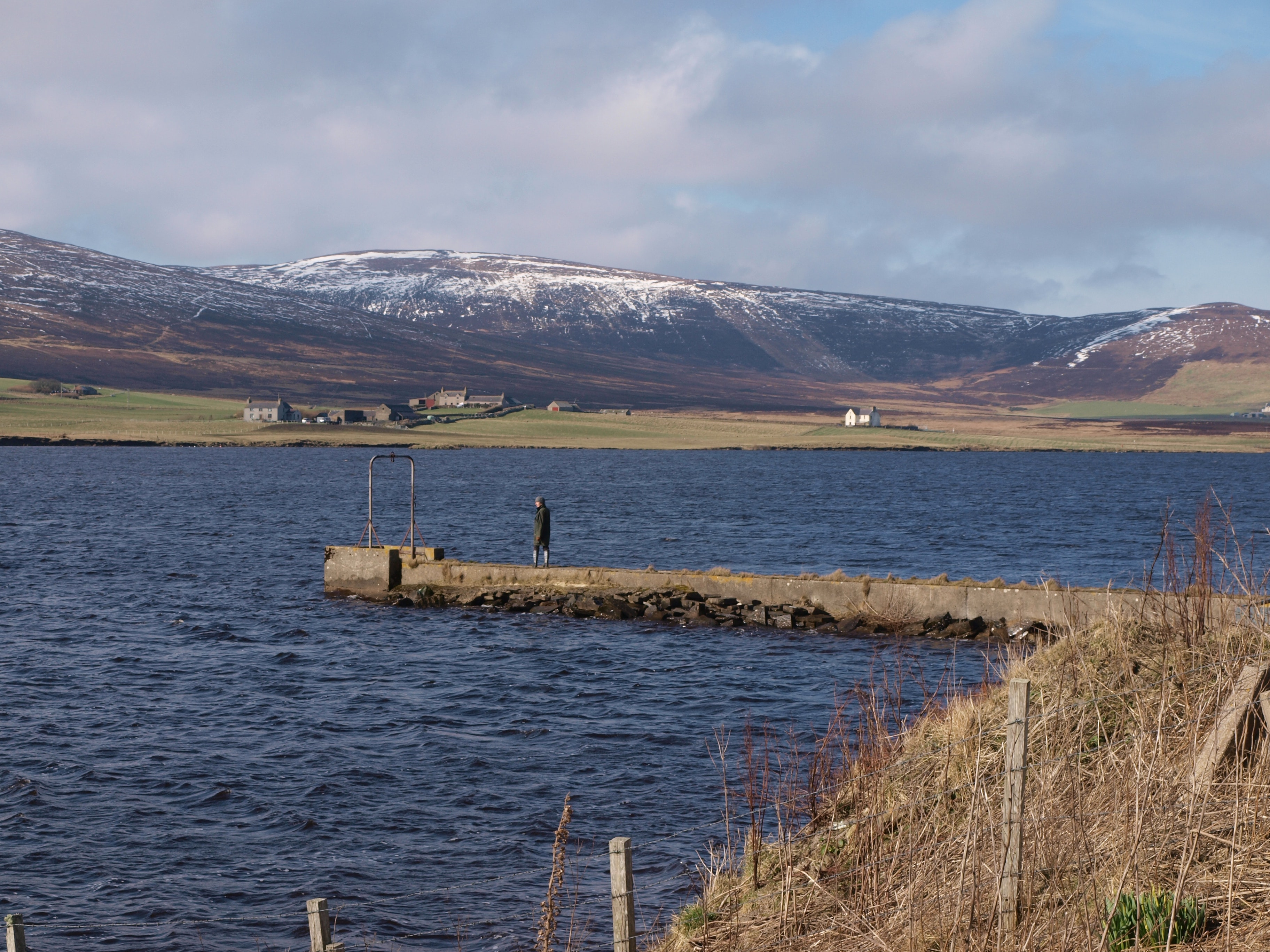 Loch of Kirbister