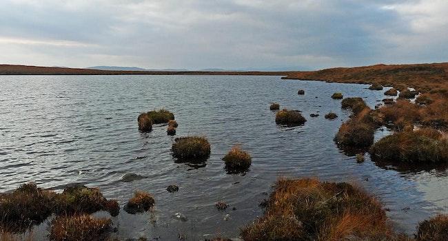 Lochan nan Clach Geala