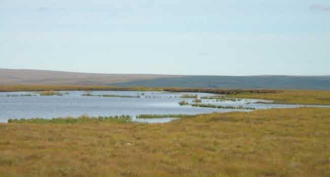 Loch Badaireach na Gaoithe