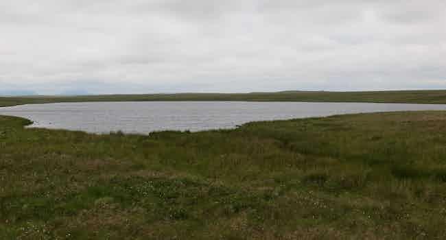 Loch na h-Eaglaise Beag
