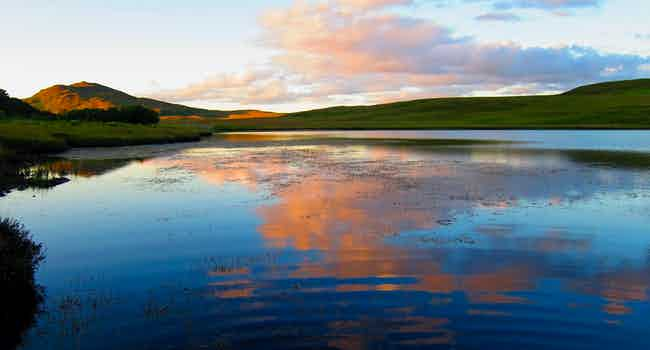 Fishing Loch