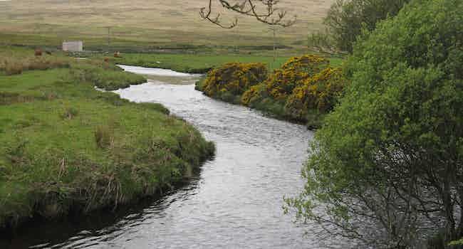 Lussa River